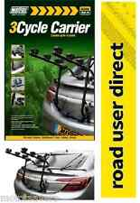 Maypole High Mount Bike Car Rack - Holds 3 Cycles- BC2000 - Free Delivery
