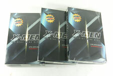 Lot of (3) 2000 Wizard X-Men Trading Card Game 2 Player Starter Deck Sealed