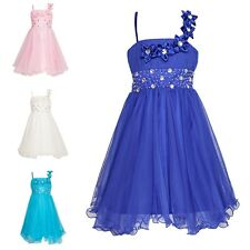 24brands GIRL GALA Dress Flower Girl Dress Wedding Dress Dance dress NEW