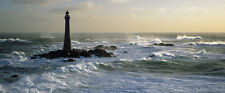 PHARE DE SKERRYVORE SCOTLAND ART PRINT WITH FRAME OPTIONS OR AS CANVAS PRINT