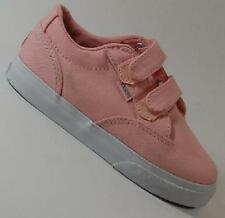 Girl's Toddler's VANS WINSTON Light Pink Canvas Sneakers Skate Fashion Shoes New