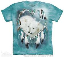 WOLF HEART ADULT T-SHIRT THE MOUNTAIN