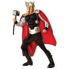 Thor Costume Adult The Avengers Superhero Halloween Fancy Dress