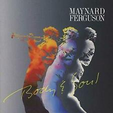 Body & Soul - Ferguson,Maynard CD-JEWEL CASE