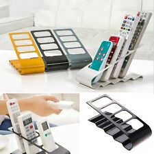 BD TV DVD VCR Remote Control Storage Rack Cell Phone Holder Storage Stand