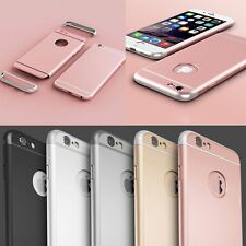Shockproof Ultra-thin Acrylic Hard Case Cover for Apple iPhone 6 6s 4.7/Plus 5.5