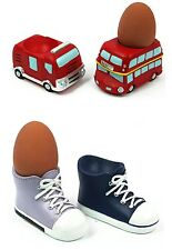 NOVELTY EGGCUPS FOR BOILED EGG Vehicles / Shoes