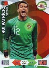 PANINI ROAD TO FIFA WORLD CUP BRAZIL 2014 - PORTUGAL - Single Cards or Set