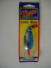 MEPPS LITTLE WOLF FISHING SPINNER VARIOUS SIZES / ALL COLOURS