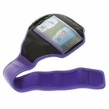 Purple Running Sport Armband GYM Skin Case Cover for Cell Phones 2016 new