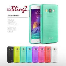 NEW JELLY DESIGN SILICONE TPU RUBBER GEL CASE COVER FOR MANY SAMSUNG GALAXY