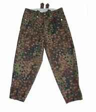German Elite M44 Dot Peas Camouflage Trousers All Sizes - WW2 Repro Camo Pants