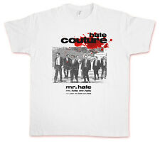 MR. HATE HC hate COUTURE T-Shirt Reservoir Tarantino Tattoo Dogs Fashion T Shirt