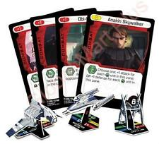 Star Wars PocketModel Constructible Trading Card Game (TCG) Clone Wars Wizkids