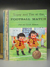 Jean & Gareth Adamson - Topsy And Tim Large Format - 6 Books Collection (ID:544)
