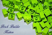 ☀️NEW Lego LIME GREEN 2x2 Brick bulk lot Part piece block Brick Legos 3003 2 x 2