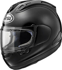 Arai Corsair-X Gloss Black Full Face Helmet Snell Rated Free Size Exchanges