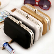 Fashion Womens Evening Clutch Bag Handbag Party Prom Shoulder Bags Purse Satchel