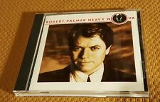 Robert Palmer Heavy Nova CD 1988 EMI Records CLEAN an SHARP CDP 548057 DIDX 2122