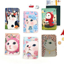 Lovely Jetoy Kitty Passport Holder Cover Travel Wallet Card Case New Version
