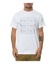 Fourstar Clothing Mens Textile Pirate Graphic T-Shirt