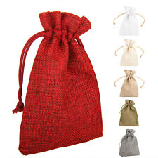 12 x Candy Jewelry Gift Bag Pouch Wedding Party Favour Brand New