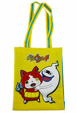 Brand New Youkai Yokai Yo-Kai Watch tote bag, handbag, shopping bag # yellow
