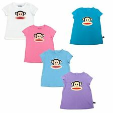 Paul Frank Baby Girls Classic Julius T-shirt Baby Short Sleeve Tee Shirt