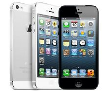 Apple iPhone 5 16 32 64GB Factory Unlocked Smartphone Black/ White