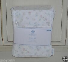 Rachel Ashwell Simply Shabby Chic QUEEN Sheet Set Vintage Cottage Candy Floral