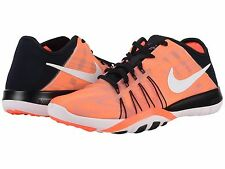 NIKE FREE TR 6 PRT BLACK CRIMSON 2016 WOMENS CROSS-TRAINING SHOES ** ALL SIZES