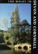 100 Walks in Devon and Cornwall, Crowood Press UK, O'Shea, B M, Sale, Richard, G