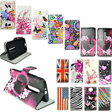 Premium Stand PU Leather TPU Case Wallet Phone Cover For Motorola MOTO G 3rd Gen