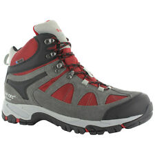 Hi-Tec 52148 Mens Altitude Lite I Suede Leather/Textile Waterproof Hiking Boots