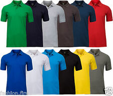 Mens Designers Branded Celio MENS Summer Polo T Shirts 100% Cotton Polo T Shirts