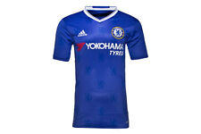adidas Chelsea FC 16/17 Home Kids S/S Football Shirt