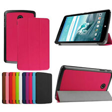 1x For LG G PAD GPAD F 8.0 Tablet Leather Case Stand Cover Protective Shell Skin
