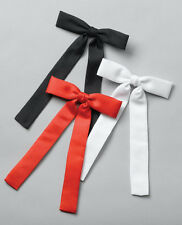 NEW! Western Kentucky Clip On Tie - Black, Red or White