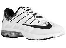 NEW MENS NIKE AIR MAX EXCELLERATE 4 2016 RUNNING SHOES TRAINERS WHITE / PURE PLA