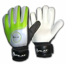 Finger Save 2 Pair Football Goal keeper Gloves Goalkeeper fingersaves spine