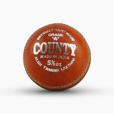 Splay County Cricket Ball (Senior) Leather  Adult 5.5 Alum Tanned Handstitched