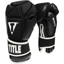 Title Boxing Sculpted Thermo Foam Bag Gloves