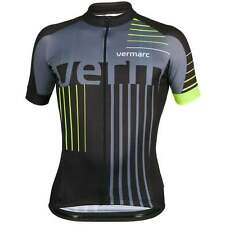 Vermarc Adults Scala Short Sleeved Cycle Cycling Road Bike Jersey
