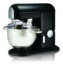 Morphy Richards HEAVY DUTY 700W Latitude 48970 Stand Mixer with Blender, Black