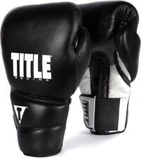 TITLE Boxing Revolution Hook & Loop Training Gloves