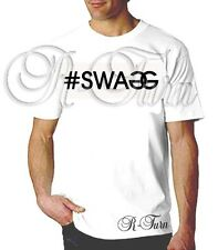 #SWAGG jersey shore dj pauly D swag mtv FUNNY HUMOR HUMOR T- shirt