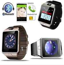DZ09 HD Bluetooth Smart Wrist Watch Phone Camera SIM Card For Android IOS Phone