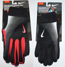 Nike Women's Thermal Tech Running Gloves NWT several choices available **