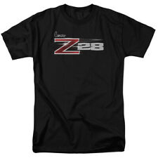 Chevrolet Chevy Camero Z28 Logo Officially Licensed Adult Shirt