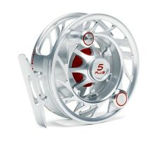 Hatch 5 + Plus Finatic Fly Reel, free 2-day express ship in USA, VAT Allowance